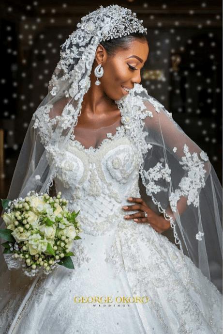Nigerian Wedding The Designer Bride Ms Makor #Alfreds2017 George Okoro Weddings LoveWeddingsNG 1