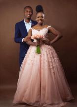Sade and Jude Rustic Nigerian Wedding Pre Wedding Shoot LoveWeddingsNG