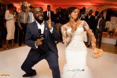 Ghanaian Wedding Bride and MC Tandoh Bema and Cherelle Adjei-Ampofo JOT Photography LoveWeddingsNG 1