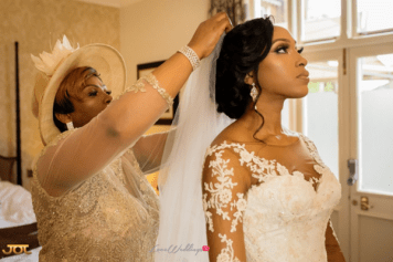 Ghanaian Wedding Mother and Daughter Moment Bema and Cherelle Adjei-Ampofo JOT Photography LoveWeddingsNG 1