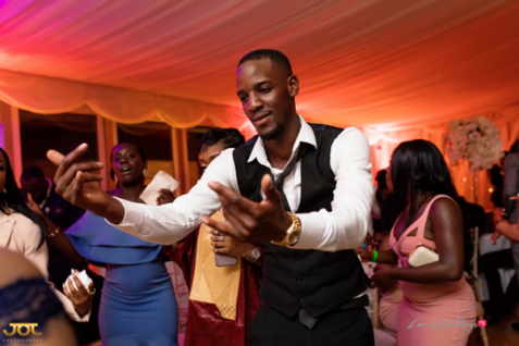 Ghanaian Wedding Turn Up After Party Bema and Cherelle Adjei-Ampofo JOT Photography LoveWeddingsNG 1