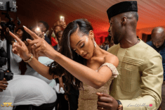 Ghanaian Wedding Turn Up After Party Bride and Groom Bema and Cherelle Adjei-Ampofo JOT Photography LoveWeddingsNG