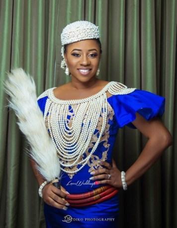 Nigerian Traditional Bride Uche and Emeka Diko Photography LoveWeddingsNG 1