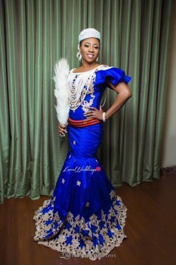 Nigerian Traditional Bride Uche and Emeka Diko Photography LoveWeddingsNG 2