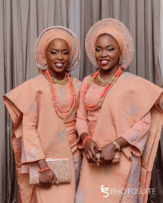 Nigerian Twin Brides PhotosuiteNG LoveWeddingsNG
