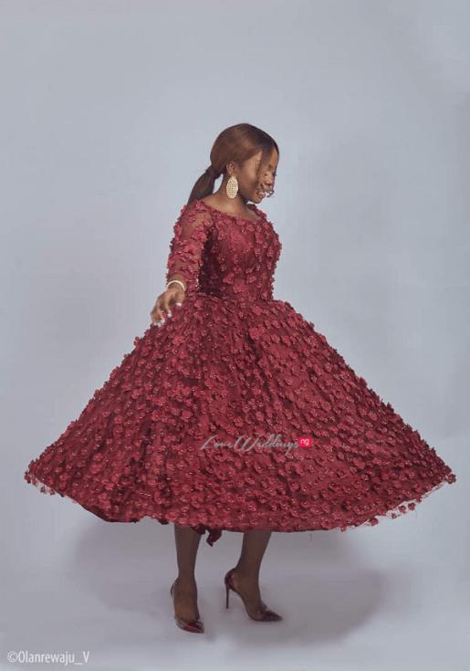 Nigerian bride to be Nchendo Bridal Stylist The Wardrobe Manager LoveWeddingsNG 7