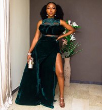 Ini Dima Okojie Red Carpet Bridal Inspiration The Future Awards 2017 LoveWeddingsNG 1