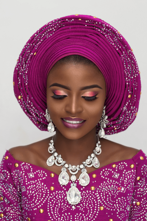 Twin Traditional Bridal Inspiration NomeyJ Makeovers LoveWeddingsNG