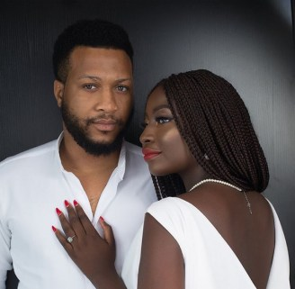 Yewande and Victor's PreWedding Shoot #WWForever LoveWeddingsNG 2