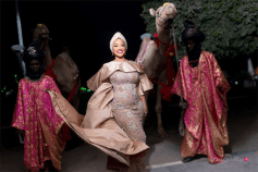 Fatima Ganduje's Arabian Themed Henna Party George Okoro Weddings LoveWeddingsNG 6
