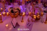 Nigerian Wedding Tablescape LoveWeddingsNG #ForeverAHMUYours18 1