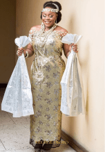 Omawumi Megbele and Tosin Yusuf Traditional Wedding George Okoro Weddings LoveWeddingsNG #TOY18 3