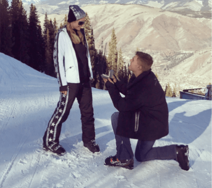 Paris Hilton Engaged to Chris Zylka LoveWeddingsNG