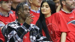 Kylie Jenner and Travis Scott LoveWeddingsNG