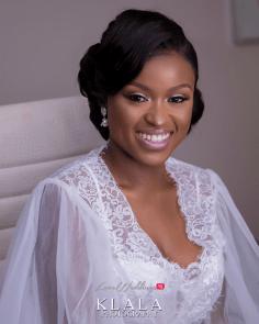 Nigerian Bride Folake and Ademola's Wedding #FAB2018 Klala Photography LoveWeddingsNG