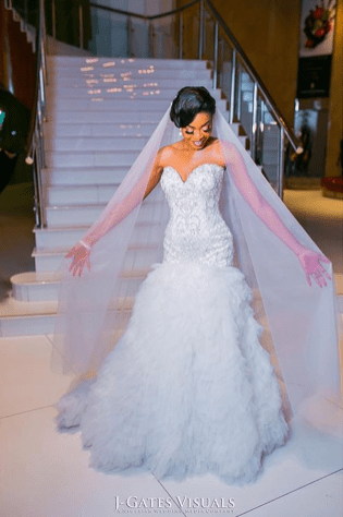 Nigerian Bride Oyindamola and Abisoye JGates Visuals Lavish Bridal LoveWeddingsNG 3