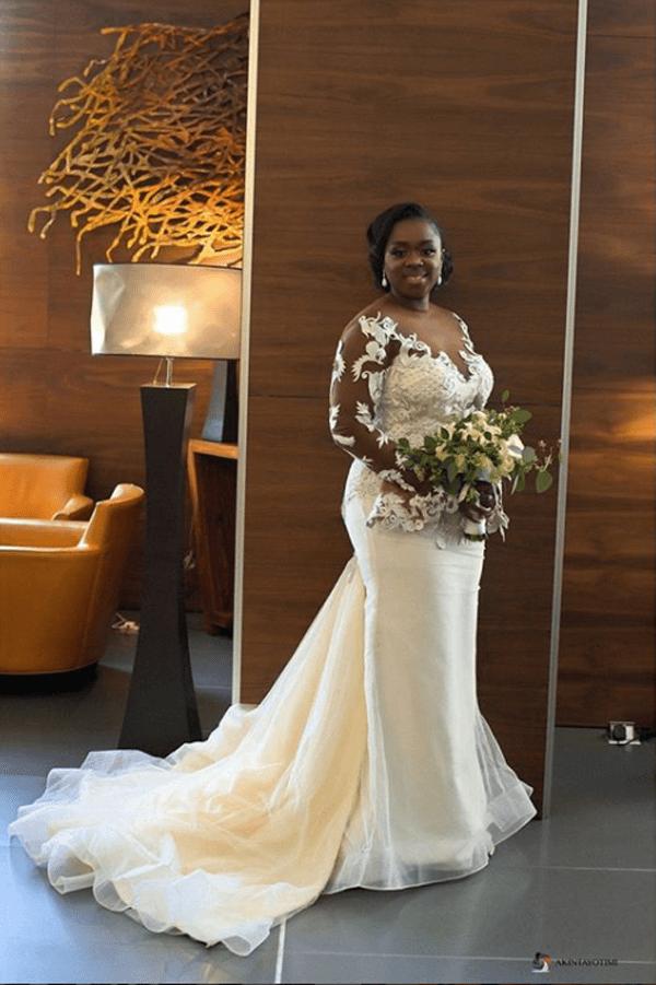 Nigerian Bride Temi in Andrea Iyamah #TABBS17 LoveWeddingsNG Akintayotimi Photography 1