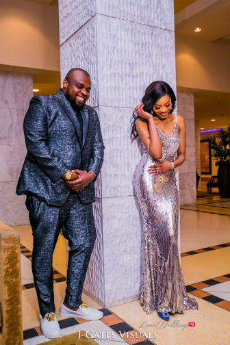 Nigerian PreWedding Shoot Oyindamola and Abisoye Lavish Bridals JGates Visuals LoveWeddingsNG