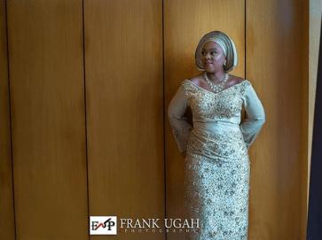 Nigerian Traditional Bride Temi and Abiola Frank Ugah Photography #TABBS17 LoveWeddingsNG 2