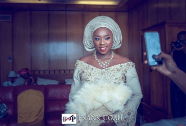 Nigerian Traditional Bride Temi and Abiola Frank Ugah Photography #TABBS17 LoveWeddingsNG