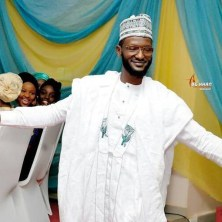 Saeed Muhammad Funky Mallam remarries LoveWeddingsNG 3