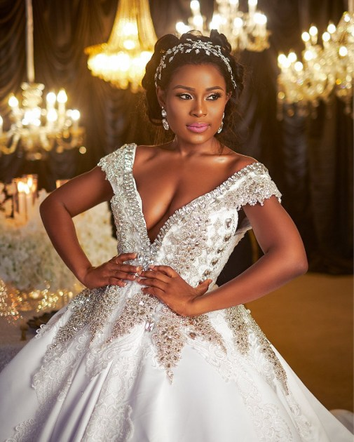 Sima Brew's Bridal Collection Dream LoveWeddingsNG 2