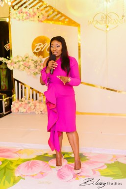 Ufuoma Lily Brand Manager Baileys Wedding Worthy Aisle Fashion from BellaNaija and Baileys BBN Wonderland LoveWeddingsNG