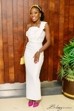 Wedding Worthy Aisle Fashion from BellaNaija and Baileys BBN Wonderland LoveWeddingsNG