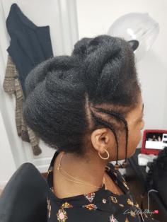 Chioma Alade of Studio-Chi Weddings & Design Bridal Hair Loss Nigerian Wedding LoveWeddingsNG 2