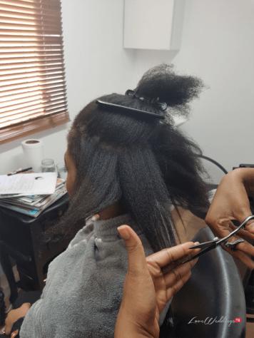 Chioma Alade of Studio-Chi Weddings & Design Bridal Hair Loss Nigerian Wedding LoveWeddingsNG 6