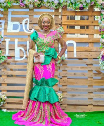 Nigerian Wedding Trends 2018 Backdrop Dogbe and Ibukun Talayo Fotography LoveWeddingsNG 1