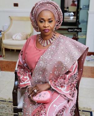 The Vice President's daughter, Damilola Osinbajo weds Oluseun Bakare Mother of the Groom #DASH18 LoveweddingsNG
