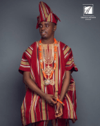 Gbenga Artsmith Jollof Collection Gbenga Artsmith LoveWeddingsNG