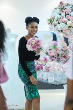 Makida Moka Lagos Bridal Fashion Week 2018 Press Cocktails LoveWeddingsNG