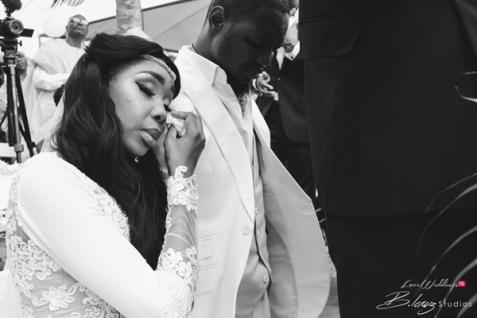 Nigerian Emotional Bride Ini and Femi's Rustic Nigerian Wedding LoveWeddingsNG