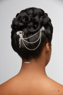 The Bridal Class with Joy Adenuga Hair by Dionne Smith model 1 LoveWeddingsNG