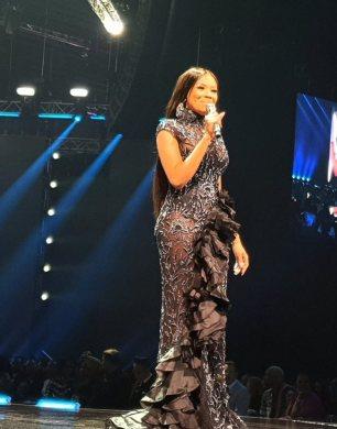 Bonang Matheba Miss South Africa Pageant LoveWeddingsNG 5