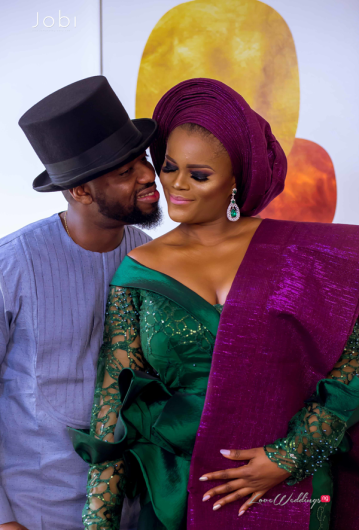 Nigerian Traditional Wedding Tobi and Efe #TheObodos Planned by MoAmber Concepts LoveWeddingsNG 9 (1)