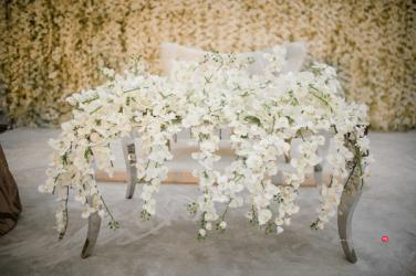 Nigerian Wedding Sweetheart Table #Ayowa18 Wani Olatunde Photography LoveWeddingsNG
