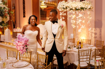 Uloma and Michael's Grand Wedding in London Decor #UlomaMichael18 LoveWeddingsNG