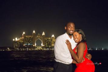 Uloma and Michael's Pre Wedding Shoot in Dubai #MULove18 LoveWeddingsNG 2