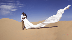 Uloma and Michael's Pre Wedding Shoot in Dubai #MULove18 LoveWeddingsNG