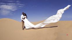 Uloma and Michael's Pre Wedding Shoot in Dubai #MULove18 LoveWeddingsNG