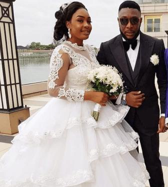 Nuella Njubigbo weds Tchidi Chikere #TeeNuel18 LoveWeddingsNG