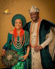 Tiwa Bola Weds #Tifewa18 Traditional Wedding LoveWeddingsNG