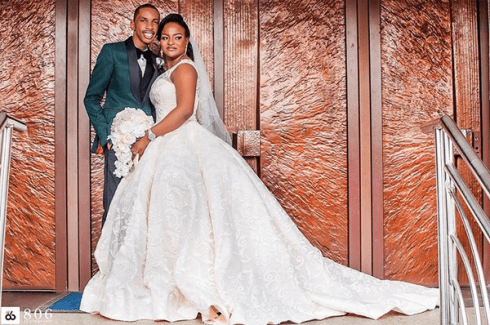 DJ Consequence weds Olayemisi Williams #TheVibesWedding18 LoveWeddingsNG