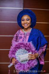Damilola Ambode and Temi Ojelabi's Nigerian Wedding #MeetTheAmbodes MoAmber Concepts LoveWeddingsNG4