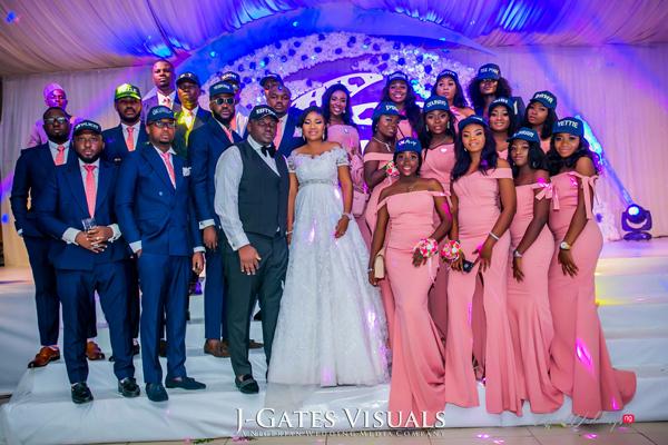 Damilola Ambode and Temi Ojelabi's Nigerian Wedding #MeetTheAmbodes MoAmber Concepts LoveWeddingsNG66