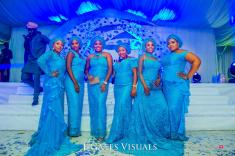 Damilola Ambode and Temi Ojelabi's Nigerian Wedding #MeetTheAmbodes MoAmber Concepts LoveWeddingsNG70