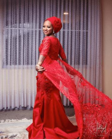 Hauwa Indimi Mrs Yar'Adua #MUHA18 BigH Studios LoveWeddingsNG